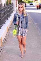 Sleeveless Romper - New Look