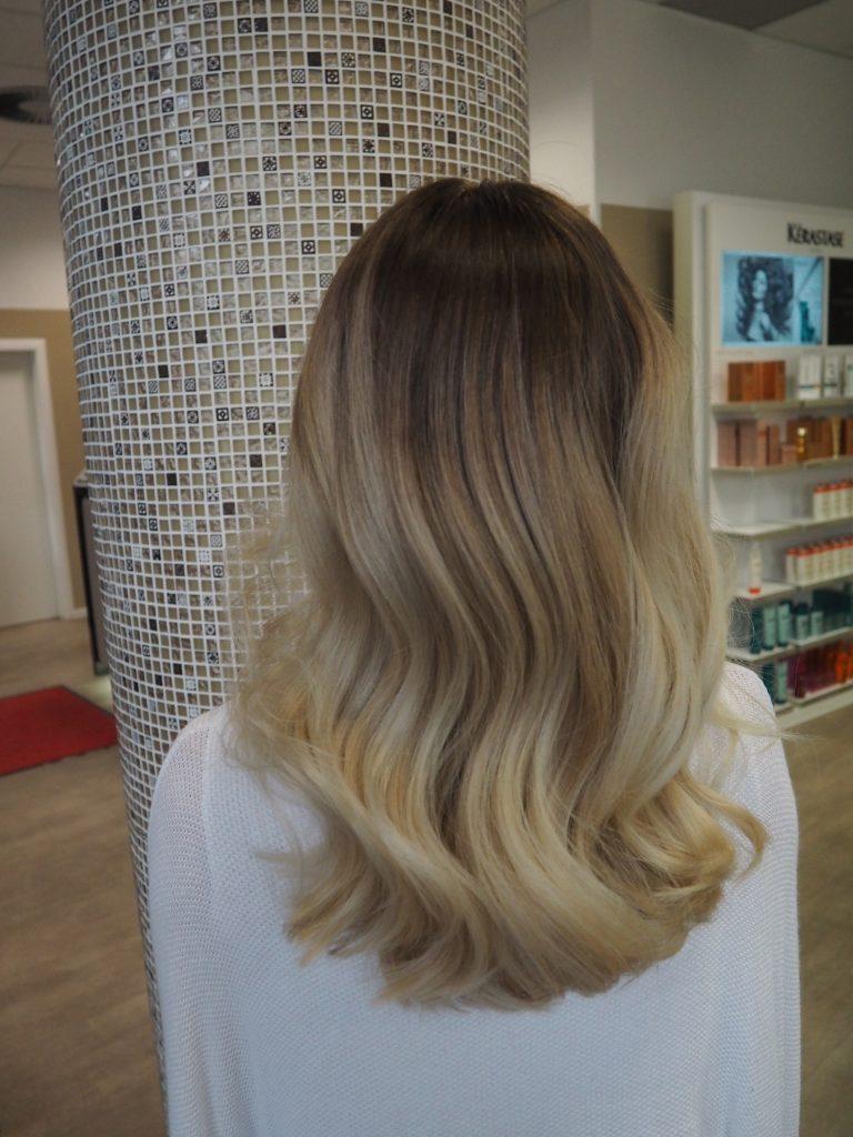 Balayage Hair - Melina Best
