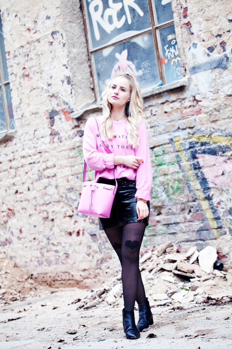 New Look - Love Pink