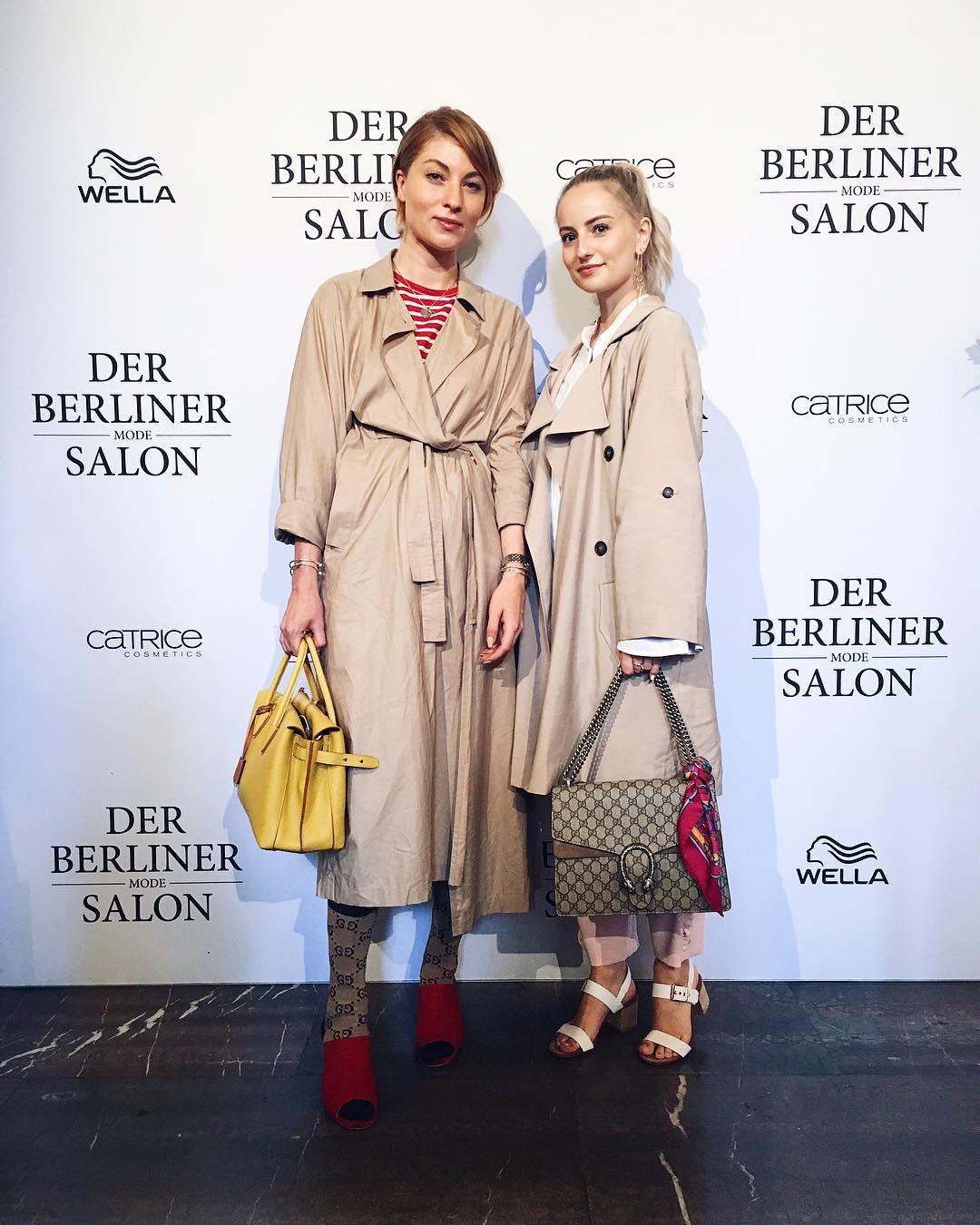 Berlin Fashion Week Q&A - KIM ENGEL