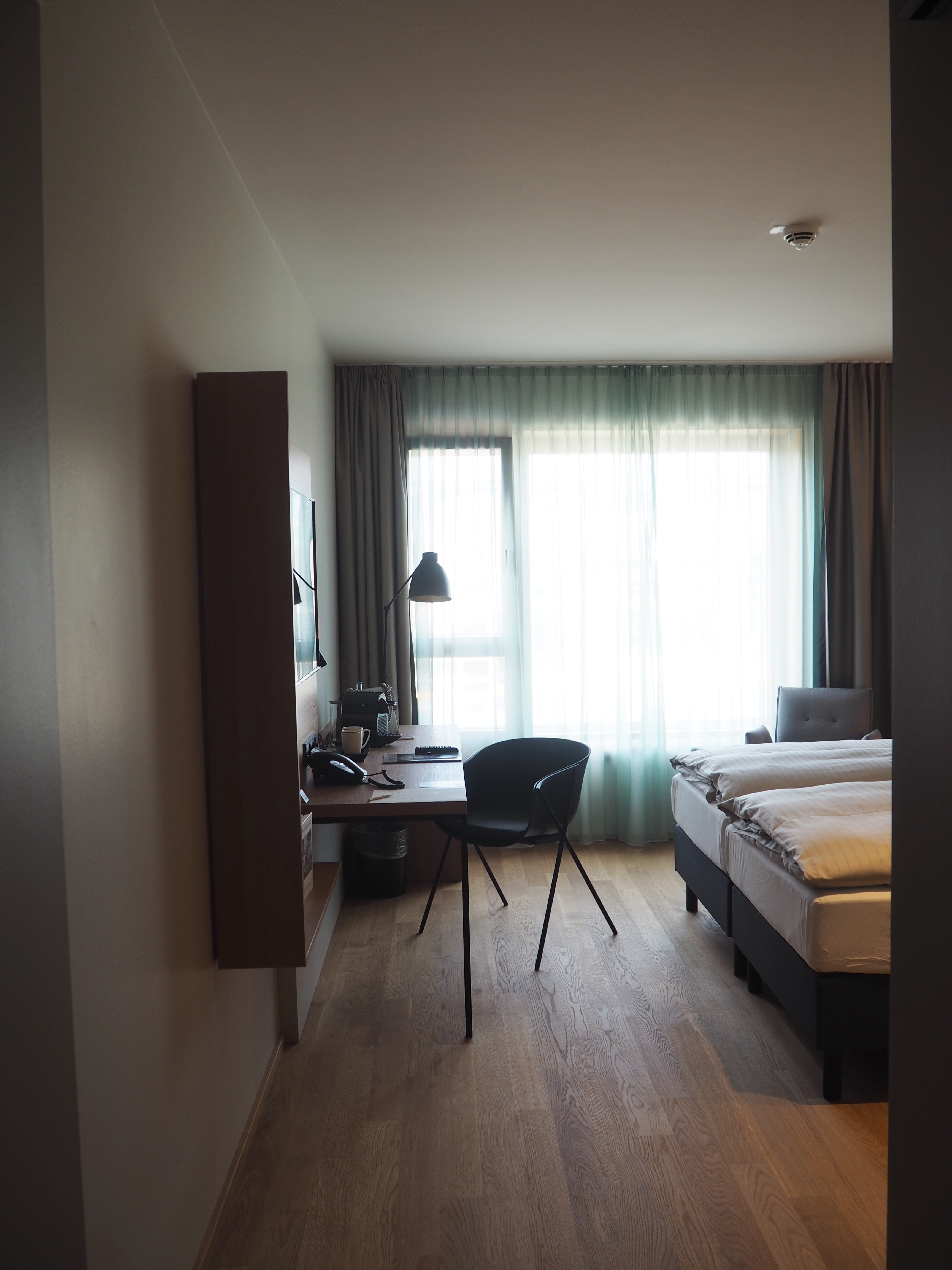 Berlin Fashion Week Hotel Review - Hotel The YARD