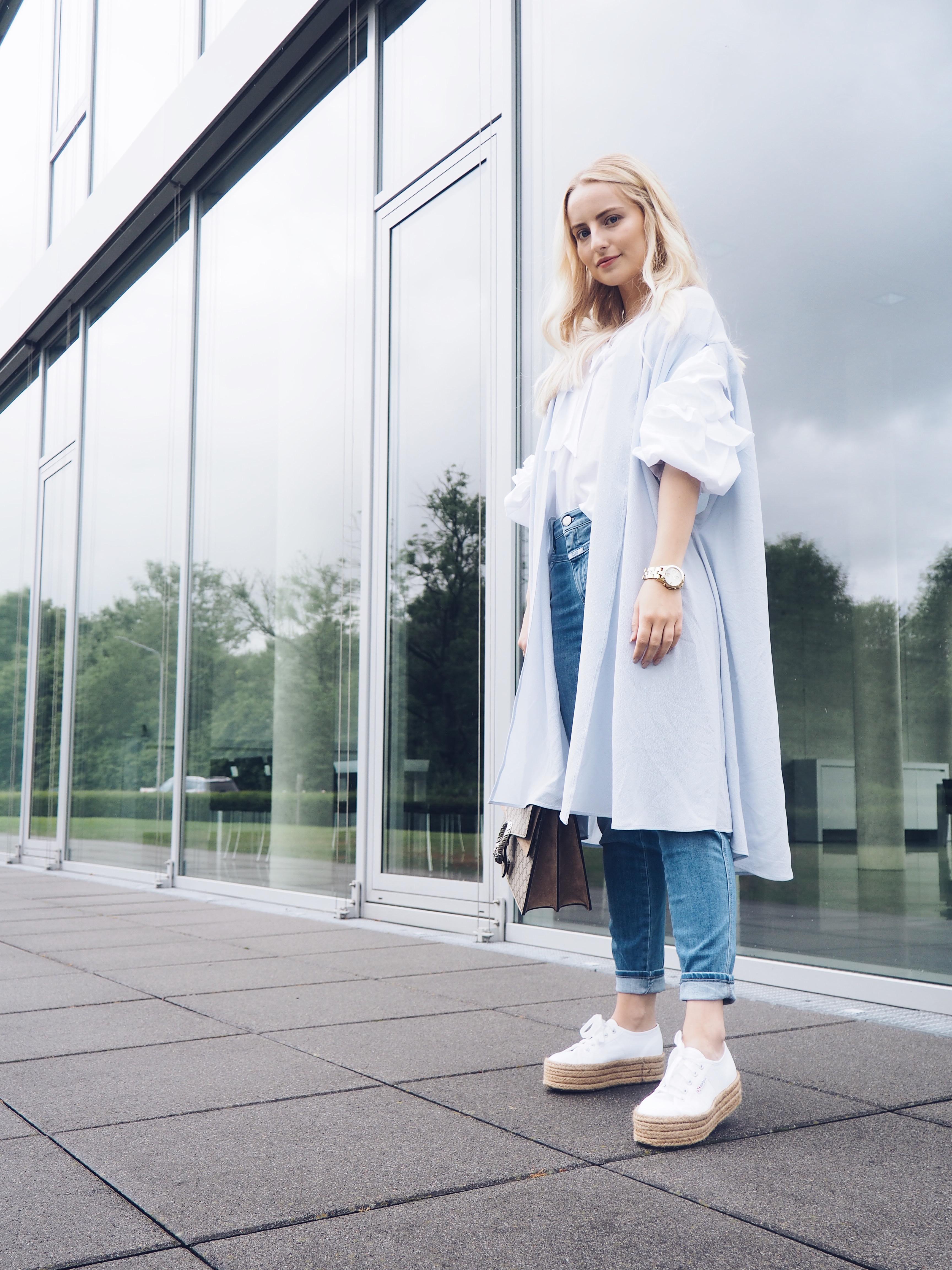 Kaftan Look & Berlin Fashion Week