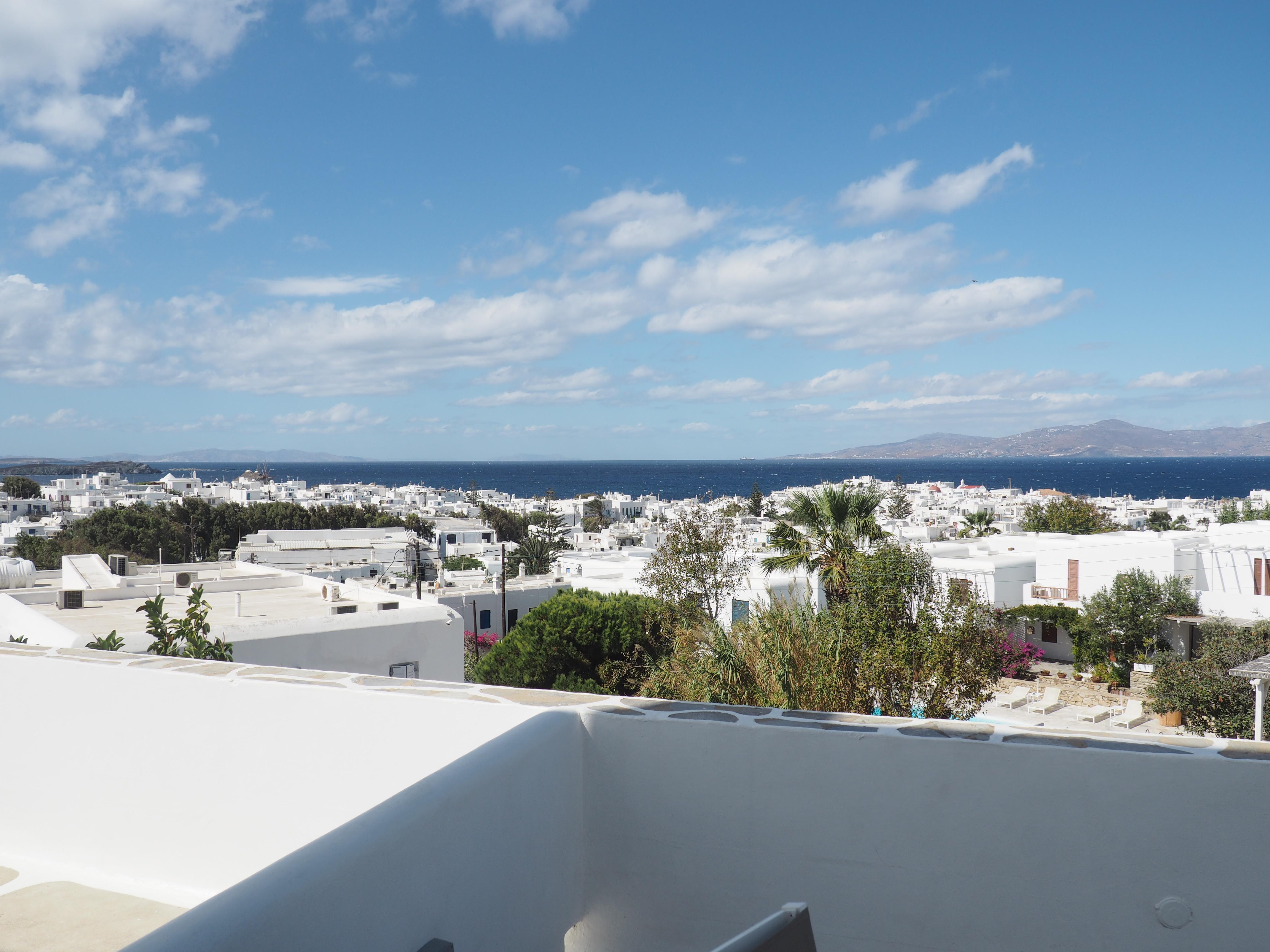 Mykonos - Hotel Rochari KIM ENGEL