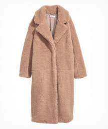 Neues Must Have Teddy Coat - KIM ENGEL