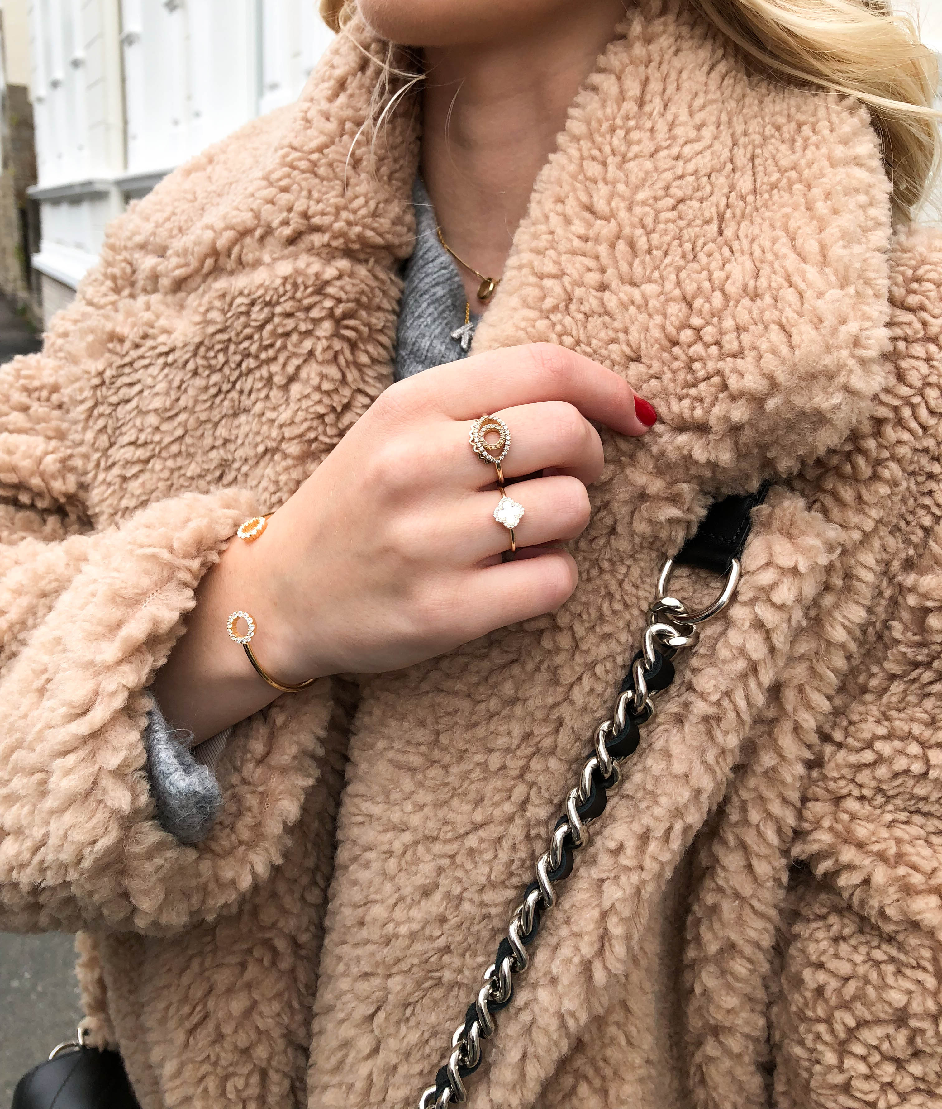 Teddy Coat Trend Alarm - KIM ENGEL