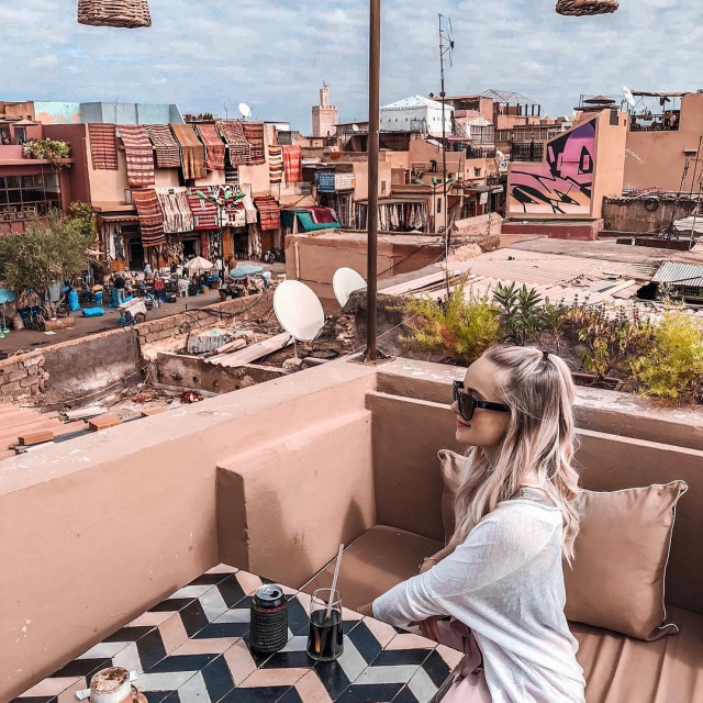 Truly fell in love with Marrakech and its inspiring placeshellip