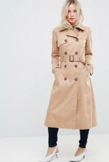 Two ways to wear a classy Trenchcoat - KIM ENGEL