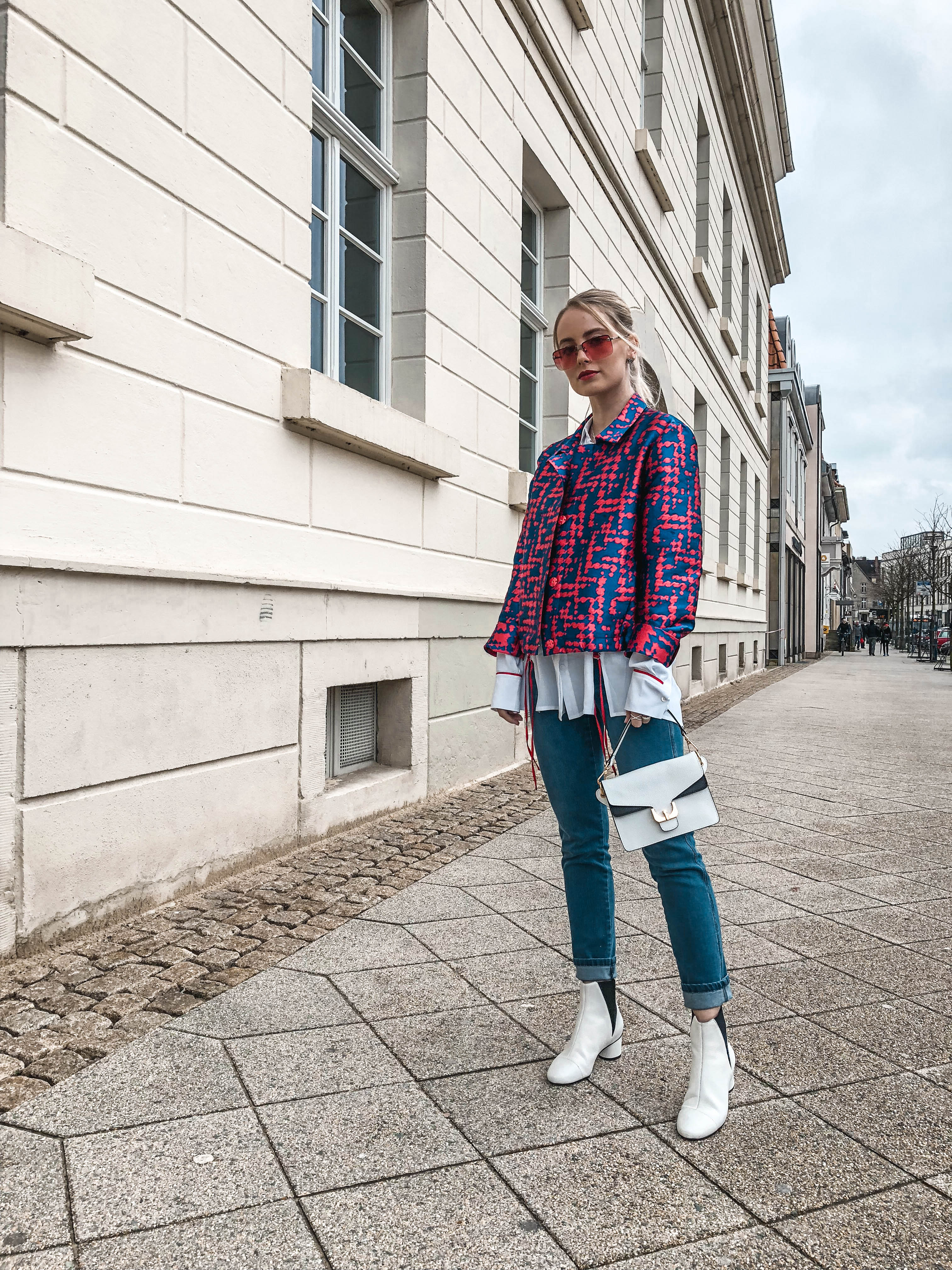 Berlin Fashion Week Teil 1 - KIM ENGEL