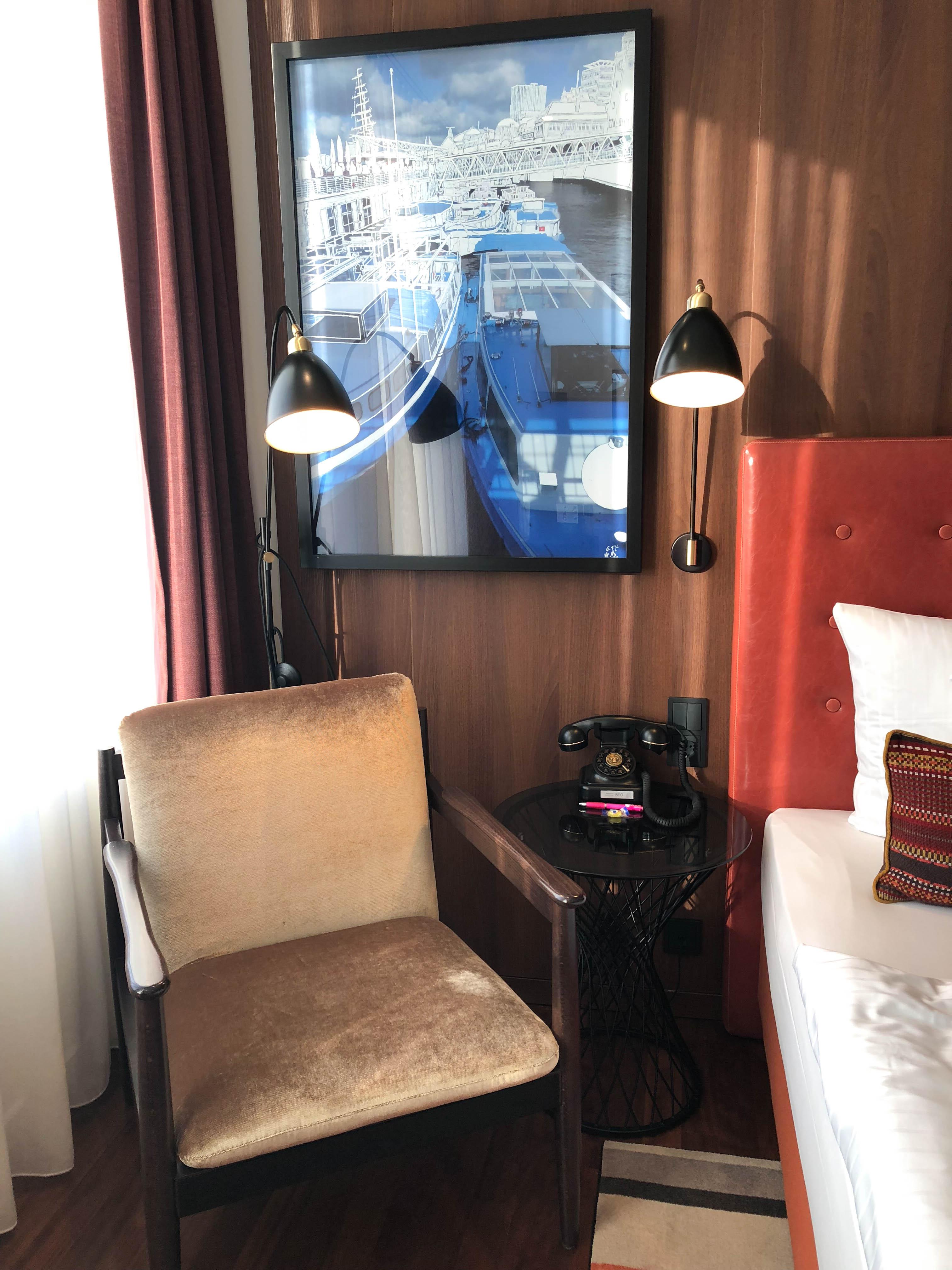 Hamburg - Ameron Hotel Speicherstadt - KIM ENGEL